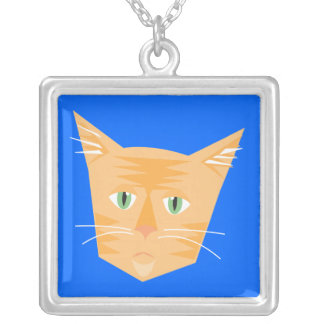 Reigning Cats & Dogs_Furry Faces_Peaches Pendants
