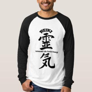 Reiki Black T-Shirt
