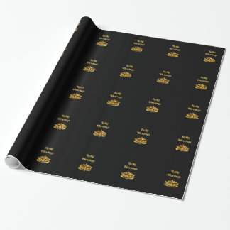Reiki Blessings Wrapping Paper