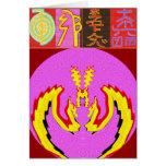 Reiki Distance Healing Greeting Cards