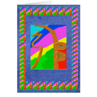 Reiki Distance Healing Symbols - by  Navin Joshi Greeting Cards