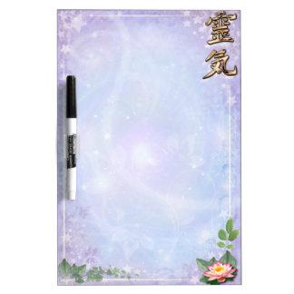 Reiki Dry-Erase Whiteboards