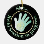 Reiki Energy Hand Door Hangers Ornament