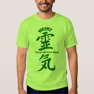 Reiki Green T-Shirt