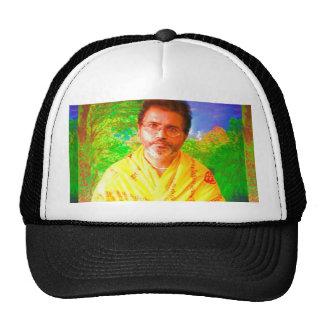 REIKI Guru OmMantra Mantra Fire Buddha Teacher FUN Trucker Hat