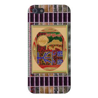Reiki Healing Art ReikiHealingArt Symbols iPhone SE/5/5s Case