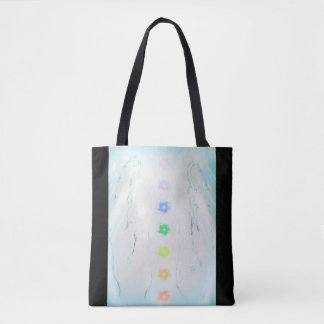 Reiki Healing Hands design Tote Bag