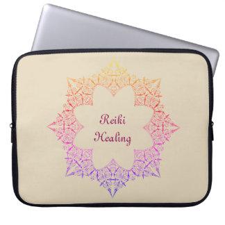 Reiki Healing Laptop Sleeve