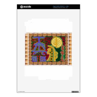 Reiki Healing Symbols by Navin Joshi Artist Canada Decal For iPad 2