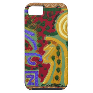 Reiki Healing Symbols by Navin Joshi Artist Canada iPhone SE/5/5s Case