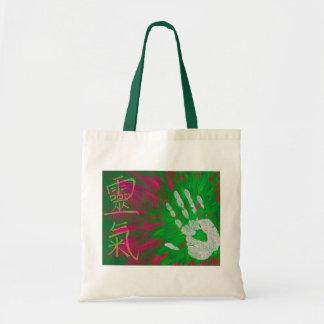 Reiki - Healings Hand Canvas Bag