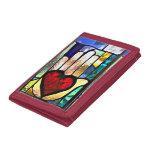 Reiki Heart/Hand Wallet
