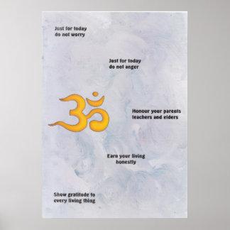 Reiki Ideals Poster