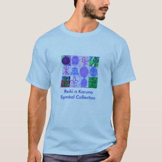 Reiki Karuna Healing Symbol Collection T-Shirt