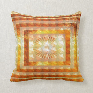 REIKI Karuna Healing Symbols Lotus Golden Chakra Pillow
