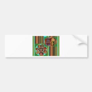 REIKI Karuna Healing Symbols Vintage CARE GIFTS 99 Bumper Sticker
