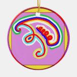 Reiki Karuna Ommantra : EEYAWA Christmas Ornament