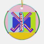 Reiki Karuna Ommantra : RAMA Christmas Ornament