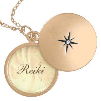 Reiki Locket Necklace