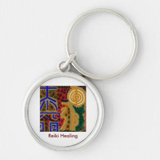 REIKI Main Healing Symbols Key Chains
