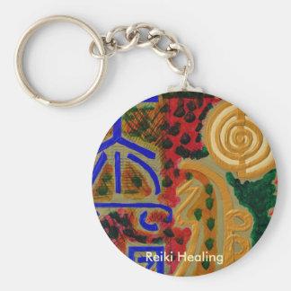 REIKI Main Healing Symbols Keychains