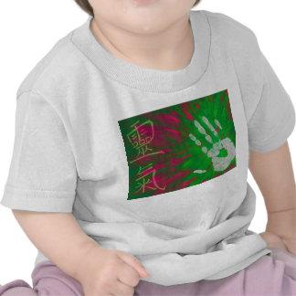 Reiki - mano de los Healings Camiseta