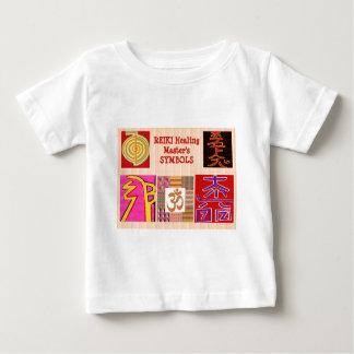REIKI Master Healing ART Symbols - by NAVINJoshi Baby T-Shirt