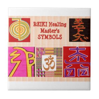 REIKI Master Healing ART Symbols - by NAVINJoshi Tiles