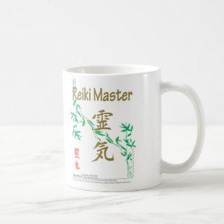 Reiki Master Basic White Mug