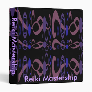 Reiki Master n Student Guide 3 Ring Binder