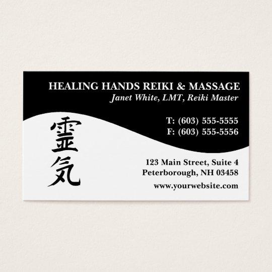 Reiki master practitioner business cards zazzle reiki master practitioner business cards colourmoves