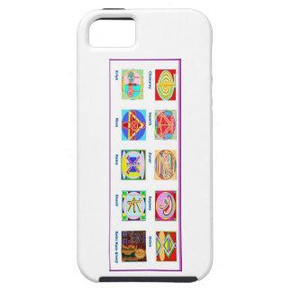 Reiki Master Tools - Symbols n Giveaways iPhone 5 Cover