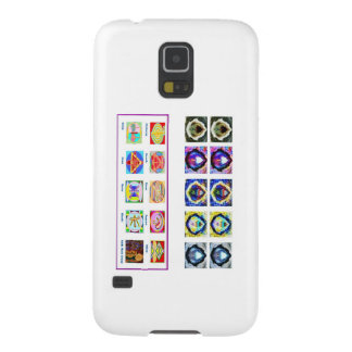 Reiki Master Tools - Symbols n Giveaways Galaxy S5 Cover