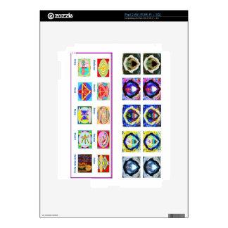 Reiki Master Tools - Symbols n Giveaways iPad 2 Decals