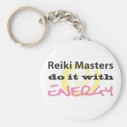 Reiki Masters Do It with Energy Keychain