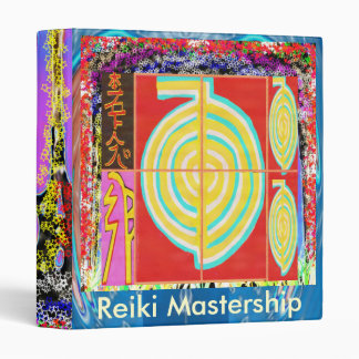 Reiki Mastership Guide Binder