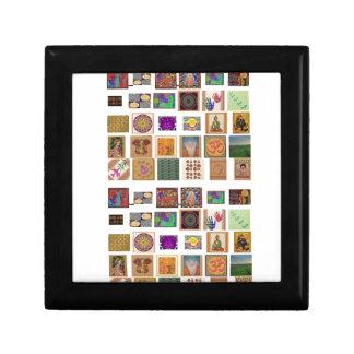 reiki,ommantra,buddha,ganesh,chokurei,chakra,krish trinket boxes