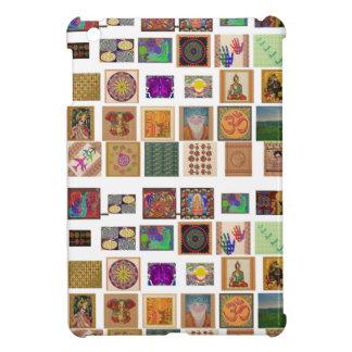 reiki,ommantra,buddha,ganesh,chokurei,chakra,krish iPad mini cases