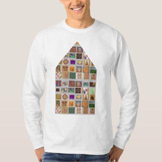 reiki,ommantra,buddha,ganesh,chokurei,chakra,krish T-Shirt