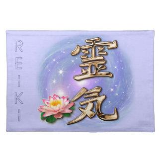 Reiki Cloth Placemat