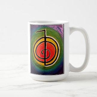 Reiki Power Cho-Ku-Rei Coffee Mug