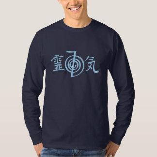 Reiki Power Symbols Men's Long Sleeved T-Shirt