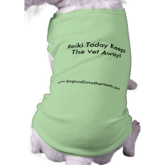 Reiki Promotion for Pets! Tee