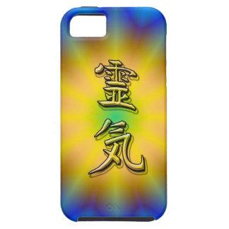 Reiki símbolo iPhone 5 carcasa