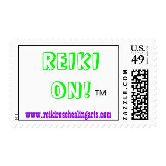 Reiki Stamps