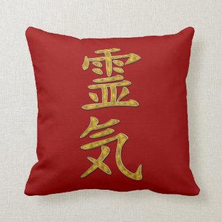 REIKI Symbol Throw Pillow