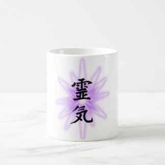 reiki symbols coffee mug