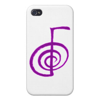 Reiki Things Case For iPhone 4
