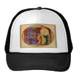 ReikiHealingArt Symbols Apr 2011 Mesh Hat