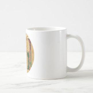 ReikiHealingSymbol Emblem by Navin Joshi Coffee Mug